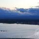 Panorámica de la Bahía de Roses . Submarinismo en Costa Brava