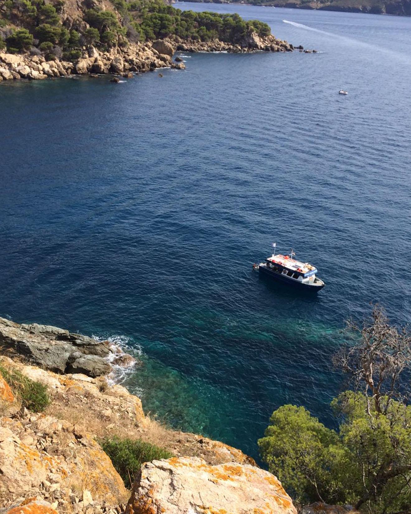 Inmersiones en el Cpa de Creus con Poseidon Roses